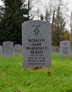 Rosalyn Jane Brassfield-Beard