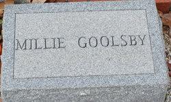Millie Goolsby