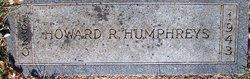 Howard R Humphreys