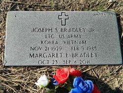 Margaret Evelyn <i>Daniel</i> Bradley