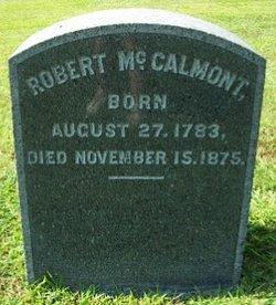 Robert McCalmont