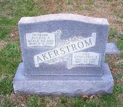 Julius A. Akerstrom