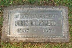 Doris Roberta <i>Bannister</i> Raymond