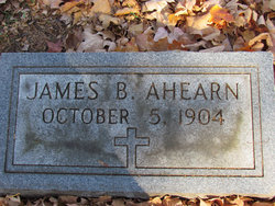 James Bernard Ahearn