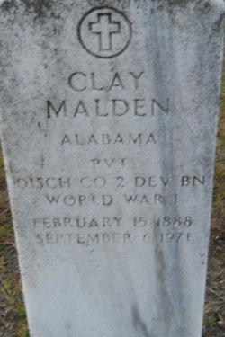 Clay Malden