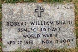 Robert William Bob Bratu