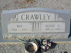 Allene K Crawley