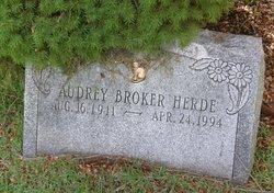 Audrey <i>Broker</i> Herde