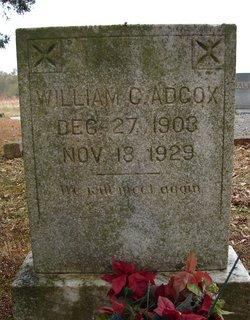 William Crayton Adcox