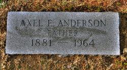 Axel Emanuel Anderson