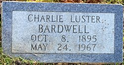 Charles Luster Charlie Bardwell