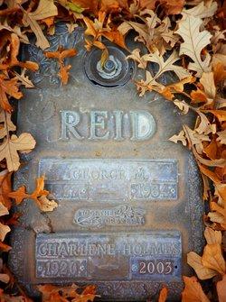 Charlene W <i>Holmes</i> Reid