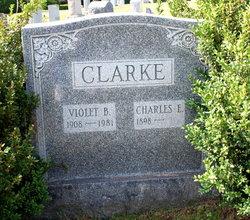 Charles E Clarke