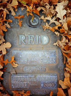 George Marion Reid