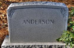 Clara <i>Brown</i> Anderson