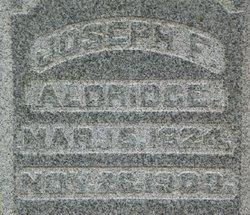 Joseph Franklin Aldridge