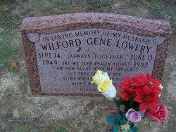 Wilford Gene Lowery