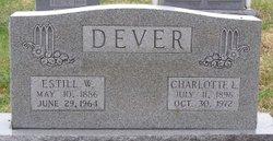 Charlotte L. Lottie <i>Peach</i> Dever