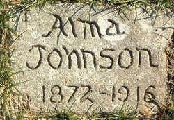 Alma Johnson