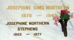 Josephine E <i>Northern</i> (Reynolds) Stephens