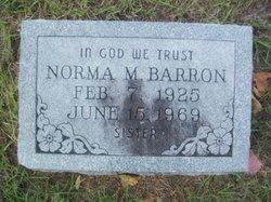 Norma M. Barron