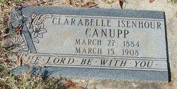 Clara Belle <i>Isenhour</i> Canupp