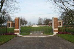 Groesbeek Canadian War Cemetery and Memorial