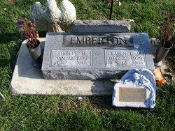 Shirley M. <i>Shannon</i> Emberton