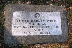 Elmer H White