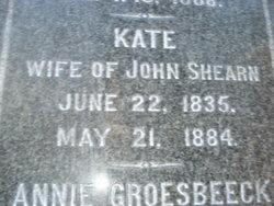 Judith Catherine Kate <i>McAshan</i> Shearn