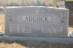 Bessie <i>White</i> Adcock