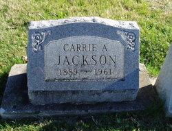Carrie A. Jackson