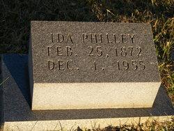 Ida Elizabeth <i>Wiley</i> Philley