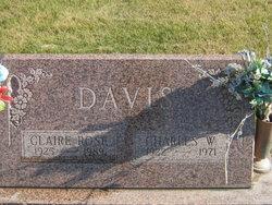 Charles Wesley Davis