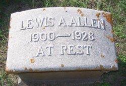 Lewis A Allen