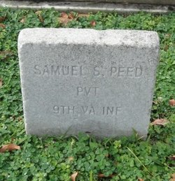 Pvt Samuel Staples Peed