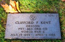 Clifford Frances Kent