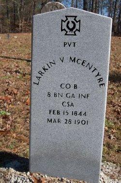 Larkin V. McEntyre
