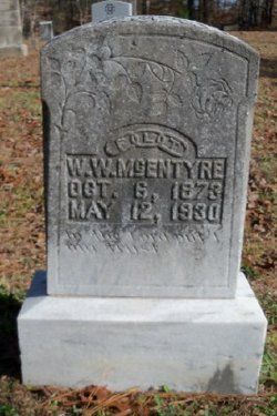 W. W. McEntyre