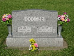 Clifton Ghlee Cooper