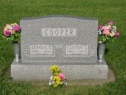 Bernice Elizabeth <i>Thurman</i> Cooper