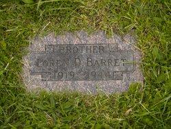Loren Dale Barret