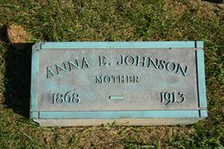 Anna Emma <i>Miller</i> Johnson