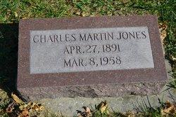 Charles Martin Jones