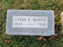 Lydia Ellen <i>Gustin</i> Banta