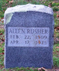 Allen Henry Rusher