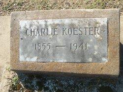 Karl Charles Koester