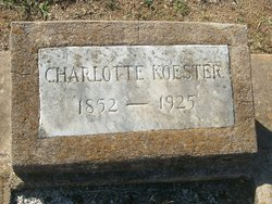 Charlotte Ladetha <i>Liedski Liehde</i> Koester