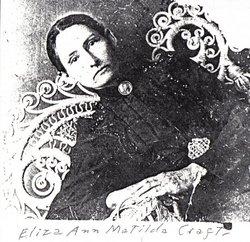 Eliza Ann Matilda Eliza Ann <i>Craft</i> Howard