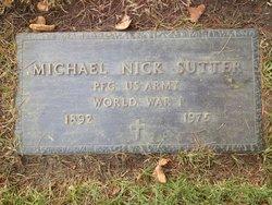 Michael Nick Sutter